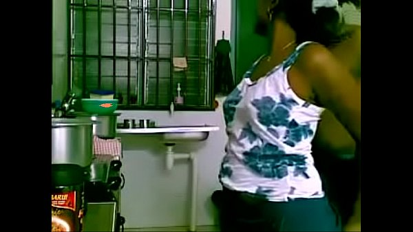 In kitchen, The maid, Bang boss