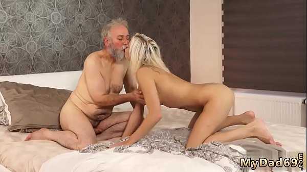 Surprise, Old man fuck, Old and girl, Your gf, Old man and girl