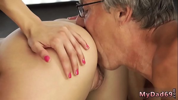 Old man, Father sex, First time anal, Sex father, Old sex, Old father