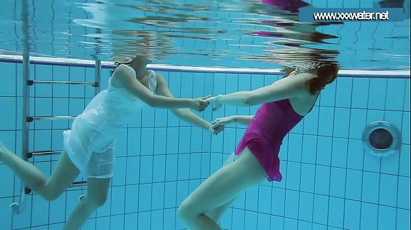 In the pool, Hot dress, Dressing, Dressed