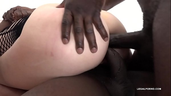 Double anal, Fight, Saint, Anal double, Interracial anal