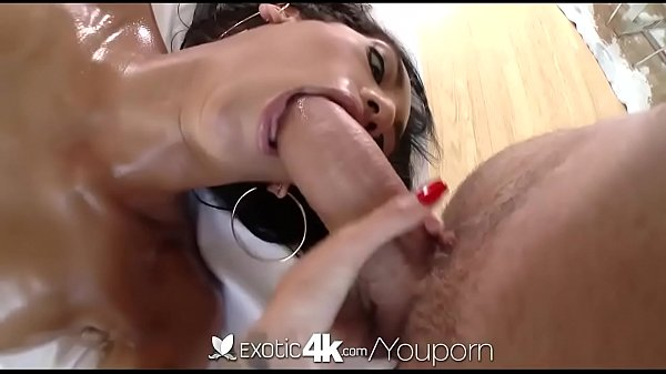 Youporn, Oiled body, Cum shower