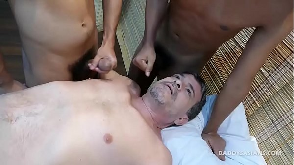 Twinks, Asian threesome, Threesome asian, Dad and, Asian twinks, Asian interracial