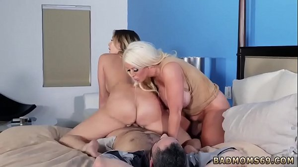 Big as, Strap on, Big cock anal, She, Milf threesome, Threesome anal