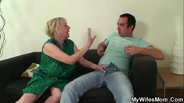 Cheating, Mother in law, In law, Law, Big mother, Sex with mother