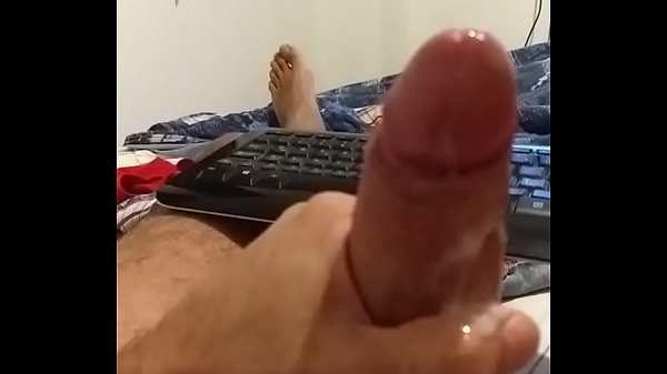 Cum on ass