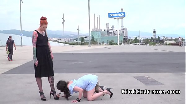 Slaves, Double penetrated