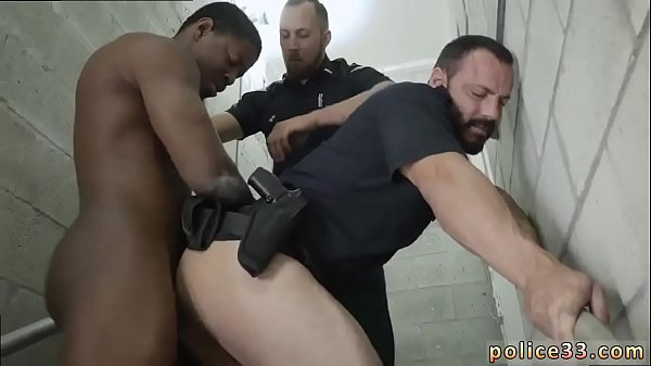Criminal, Police gay, The first time, Horny gay, Criminals