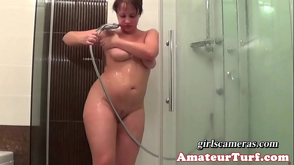 Shower, Amateur, Show off