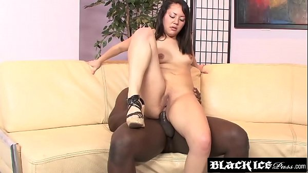 Asian black, An, Black asian, Black anal, Tina, Riding asian