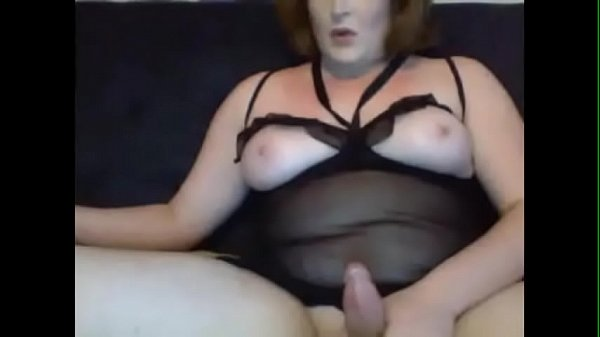 Amateur shemale, Shemale cums
