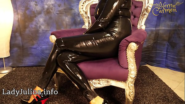 Latex, Rubber, Catsuit, Mistress t