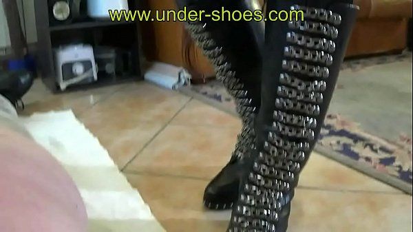 Shoe, Shoes, Trample, Claire, Boot, Trampling