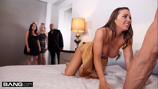 Bang, Abigaile, Abigail mac, New year, In front of