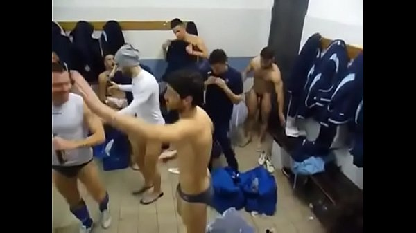 Celebrities, Football, Change, Changing room, Changing, Victory