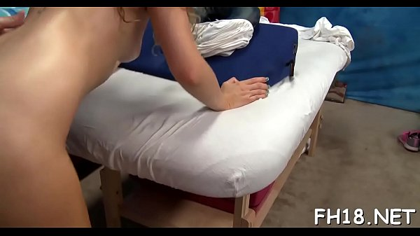 Therapist, From behind, Fuck massage, Old m