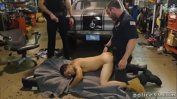 New, Police gay, Gay hunk, Fuck police