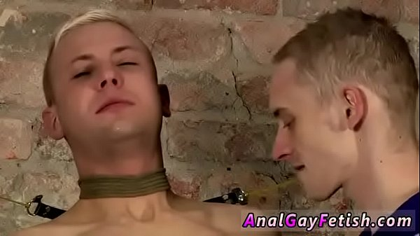 Bondage, Fist, Anal fist, Chain, Gay penis