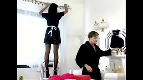Anita, The maid, Maid fuck, Fucking maid, Anita blond