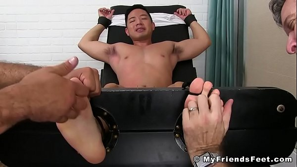 Tickling, Asian sexy, Asian feet, Tickles, Cooper, Tickled