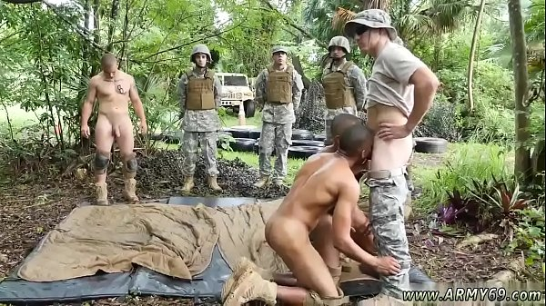 Jungle, Camping, Military, Gay military, Tears, Tear