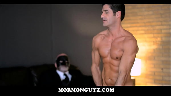 Mask, Church, Mormon boy, In front of