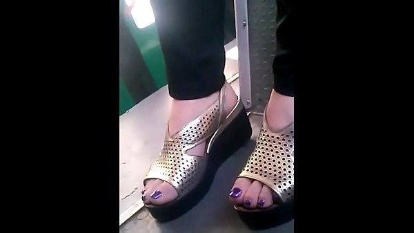In bus, Closeup, Mature feet, Mature hd, Candid mature