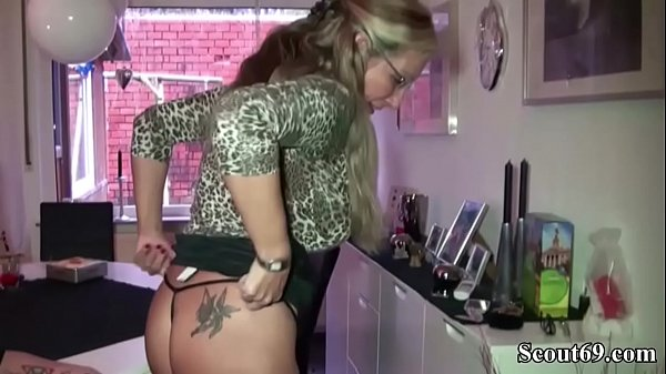 German, Young milf, Seduce milf