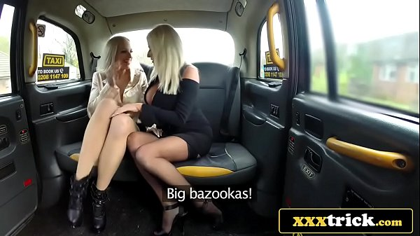 Taxi, Sophie, Anderson, Michelle, Busty blonde