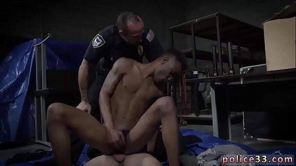 First time, Police gay, Police fuck, Fuck police
