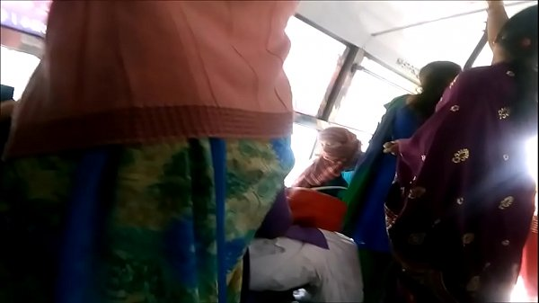 In bus, Auntie, Big aunty