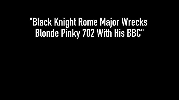 Black bbc, Pinky, Blacked bbc, Rome major, Rome, Black blond