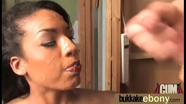 Ebony, Swallowed, Ebony riding