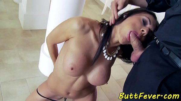 Bigtits, Anal pounded