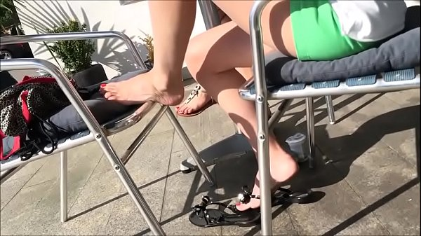 Candid, Teen net, Teen feet