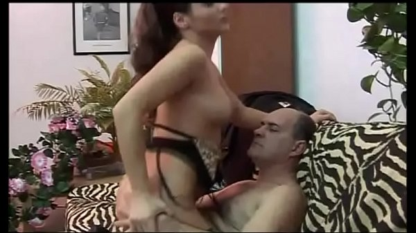 Groped, Groping, Young and old, Two girls, Pig, Old & young