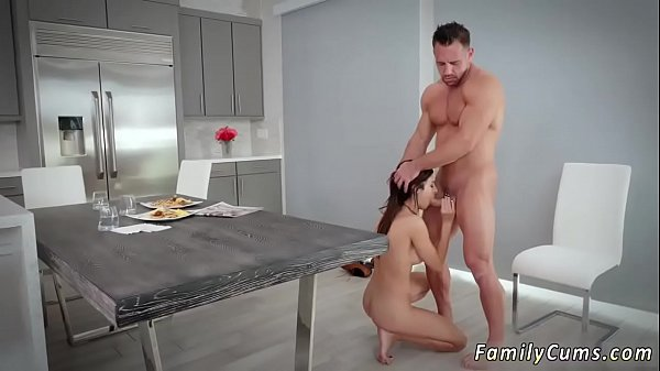 Family sex, Sex family, Family hot, Hot family, Breakfast, Family dad
