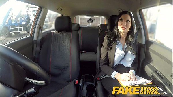 Jasmine jae, Jasmine, Jasmin jae, Fake driving school, Fake driving, Driving school