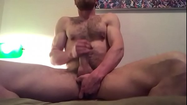Cumshot, Beard, Edge, Bearded, Edging