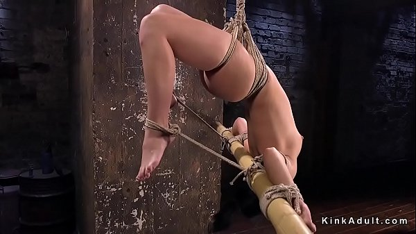 Extreme, Bondage, Hogtied, Suffering