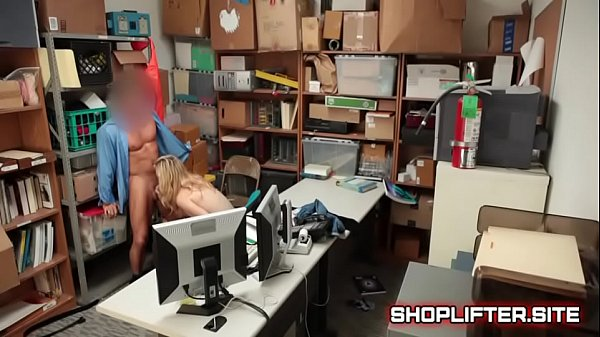 Security, Shoplifter, Force fuck, Securiti, Forced fuck, Office fuck