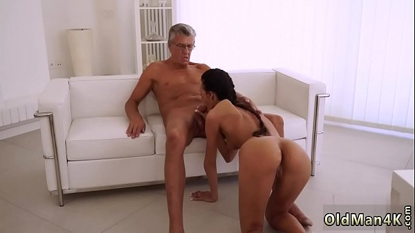 Fingering, Young man, Old man young girl, Girl boss, Old dick, Old boss