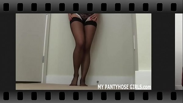 Pantyhose, Hot black, New hot, Black pantyhose, Hot new