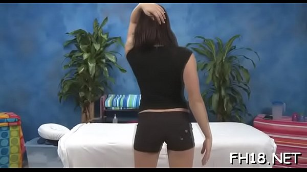 Massage hot, S-cute, From behind, Cute massage, Years old, Massage cute